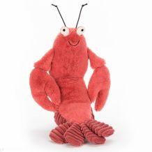 Knuffel Larry lobster
