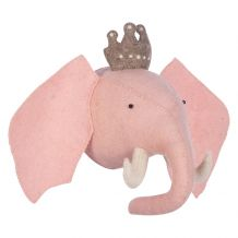 kidsdepot Decoratie Zoo princess elephant