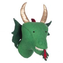 kidsdepot Decoratie Zoo dragon