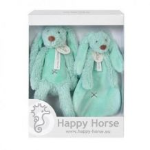 happy horse Cadeauset Rabbit richie