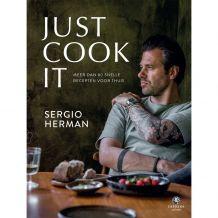 Kookboek JUST COOK IT, SERGIO HERMAN
