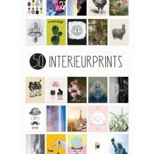 Lifestyle boek 50 INTERIEURPRINTS
