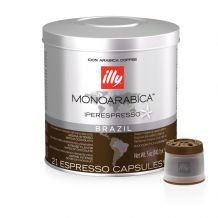 illy Iperespresso koffiecapsules Arabica Selection Brazil