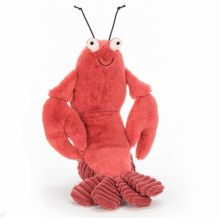 Knuffel Larry lobster