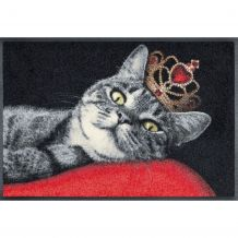 Schoonloopmat Royal Cat