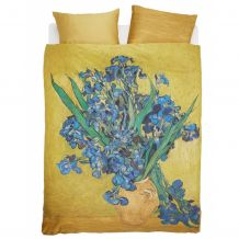 bedding house Van Gogh Irises