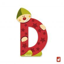 janod Letter D