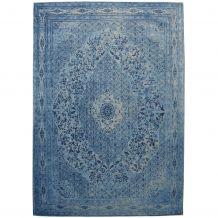 Machinaal geweven tapijt Vintage