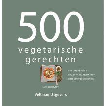 Kookboek 500 Vegetarische gerechten
