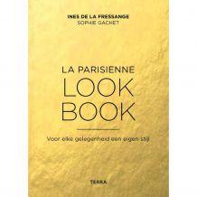 Lifestyle boek LA PARISIENNE LOOK BOOK
