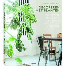 Lifestyle boek DECOREREN MET PLANTEN