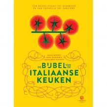 Kookboek DE BIJBEL VD ITALIAANSE KEUKEN
