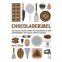 Kookboek CHOCOLADEBIJBEL