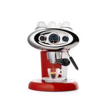illy Espressomachine illy Francis Francis X7.1 rood