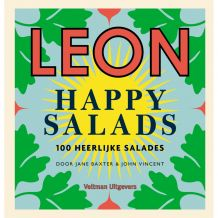 KOOKBOEK LEON HAPPY SALADS