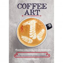 KOOKBOEK COFFEE ART
