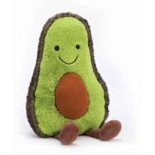 Knuffel Avocado