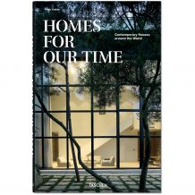Lifestyle boek HOMES OF OUR TIME