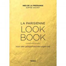 Lifestyle boek LA PARISIENNE LOOK BOOK