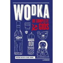 Lifestyle boek WODKA