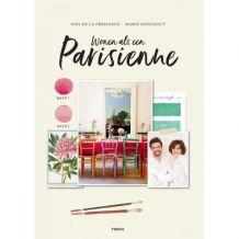 Lifestyle boek WONEN ALS EEN PARISIENNE