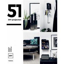 Lifestyle boek 51 DIY PROJECTEN