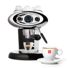 illy Espressomachine illy Francis Francis X7.1zwart