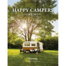 Lifestyle boek HAPPY CAMPERS