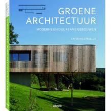 Lifestyle boek GROENE ARCHITECTUUR