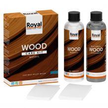 Onderhoudsmiddel First Class Wood Wax & Oil Kit 120104